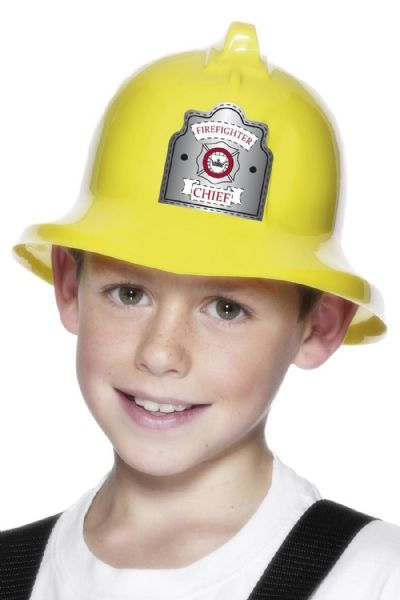 Fire Fighter Hat - Child